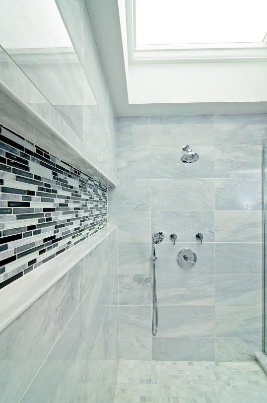 interior design bathroom remodel   chicago   McClure
